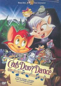 Cats Don't Dance - (Region 1 Import DVD)