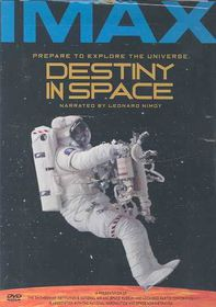 Destiny in Space - (Region 1 Import DVD)