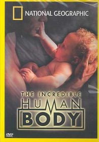 Incredible Human Body - (Region 1 Import DVD)