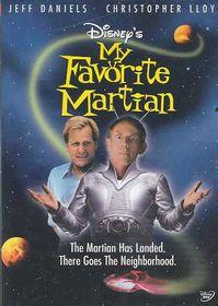 My Favorite Martian - (Region 1 Import DVD)