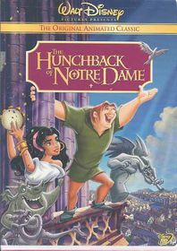 Hunchback of Notre Dame - (Region 1 Import DVD)