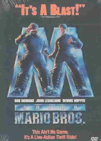Super Mario Brothers - (Region 1 Import DVD)