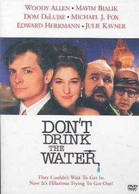 Don't Drink the Water - (Region 1 Import DVD)
