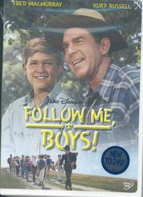 Follow Me Boys - (Region 1 Import DVD)