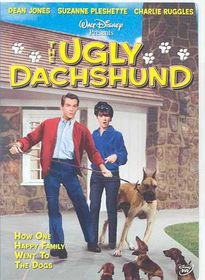 Ugly Dachshund - (Region 1 Import DVD)