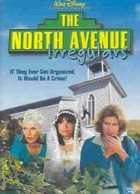 North Avenue Irregulars - (Region 1 Import DVD)