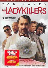 Ladykillers - (Region 1 Import DVD)