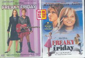Freaky Friday (1976)/Freaky Friday (2003) - (Region 1 Import DVD)