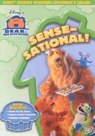 Bear in the Big Blue House - Sense-Sational! - (Region 1 Import DVD)