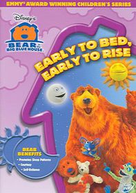 Bear in the Big Blue House - Early to Bed, Early to Rise - (Region 1 Import DVD)
