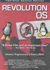 Revolution Os - (Region 1 Import DVD)