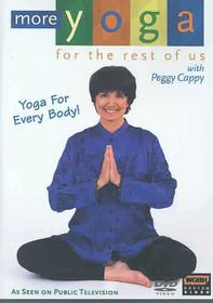 More Yoga for the Rest of Us - (Region 1 Import DVD)