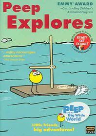 Peep Explores - (Region 1 Import DVD)