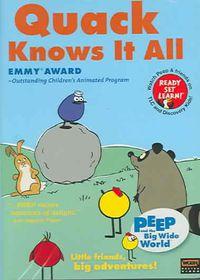 Quack Knows It All - (Region 1 Import DVD)