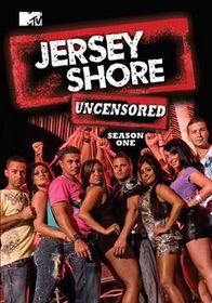 Jersey Shore:Season One Uncensored - (Region 1 Import DVD)