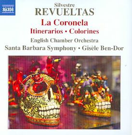 Revueltas: Coronela - Coronela (CD)