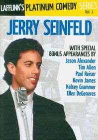 Lafflink Presents Jerry Seinfeld - (Region 1 Import DVD)