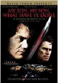 My Son My Son What Have Ye Done - (Region 1 Import DVD)