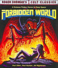 Forbidden World - (Region A Import Blu-ray Disc)