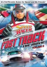 Speed Racer: The Next Generation: The Beginning Vol. 2 (DVD)