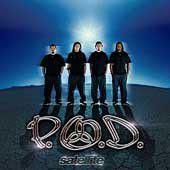 P.O.D. - Satellite (CD)