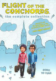 Flight of the Conchords:Comp Collecti - (Region 1 Import DVD)