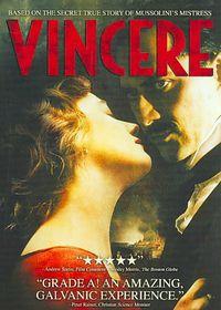 Vincere - (Region 1 Import DVD)