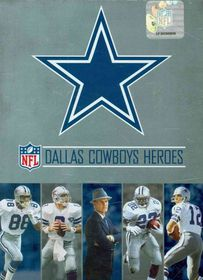 Nfl Dallas Cowboys Heroes - (Region 1 Import DVD)