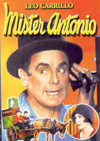 Mister Antonio - (Region 1 Import DVD)