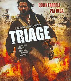 Triage - (Region A Import Blu-ray Disc)