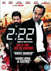 2.22 - (Import DVD)