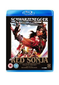 Red Sonja - (Import Blu-ray Disc)