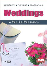 Weddings - A Step By Step Guide - (Import DVD)
