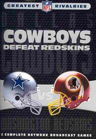 Nfl's Greatest Rivalries:Dallas Vs Wa - (Region 1 Import DVD)