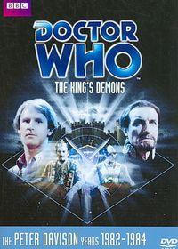 Doctor Who:King's Demons - (Region 1 Import DVD)