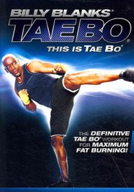 Billy Blanks:This is Tae Bo - (Region 1 Import DVD)