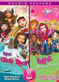 Bratz:Girlz Really Rock/Bratz:Fashion - (Region 1 Import DVD)