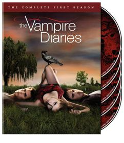 Vampire Diaries : Complete First Season - (Region 1 Import DVD)