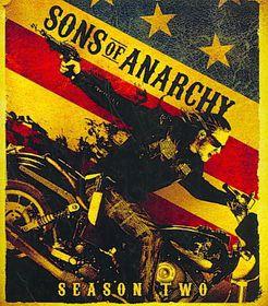 Sons of Anarchy Season 2 - (Region A Import Blu-ray Disc)