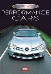 Great Performance Cars - (Region 1 Import DVD)