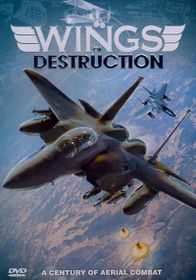 Wings of Destruction - (Region 1 Import DVD)