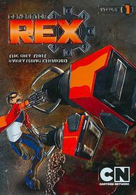 Generator Rex Volume 1 - (Region 1 Import DVD)