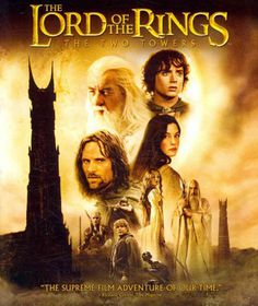 Lord of the Rings:Two Towers - (Region A Import Blu-ray Disc)
