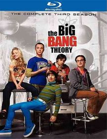 Big Bang Theory:Complete Third Season - (Region A Import Blu-ray Disc)