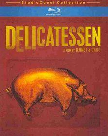 Delicatessen - (Region A Import Blu-ray Disc)
