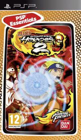 Naruto Ultimate - Ninja Heroes 2 (PSP Essentials)