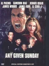 Any Given Sunday (Director's Cut) - (DVD)