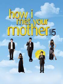 How I Met Your Mother Season 5 - (Region 1 Import DVD)