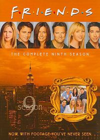 Friends:Complete Ninth Season - (Region 1 Import DVD)