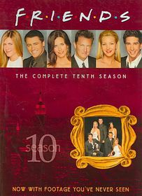 Friends:Complete Tenth Season - (Region 1 Import DVD)
